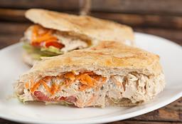 Sanduíche de Salada de Galinha