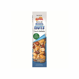 Barra Cereal Agtal Coco 30 g