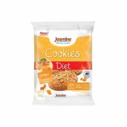 Jasmine Biscoito Cookies Zero Açúcar Damasco