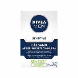 Bálsamo Nívea Após Barba Sensitive 100 mL