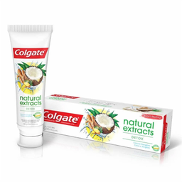 Creme Dental Colgate Naturals Detox Óleo De Coco E Gengibre 90 g