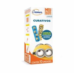 Cremer Curativo Flexivel Minions