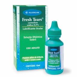 Fresh Tears Solução Oftálmica 15ml
