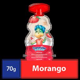 Danoninho Iogurte Infantil Pra Levar Morango