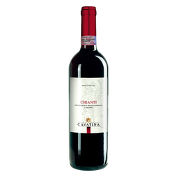 Vinho Cavatina Chianti Docg 750 mL