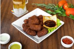 Croquete de Carne do Alemão