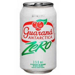Guaraná Antártica Zero - 350ml