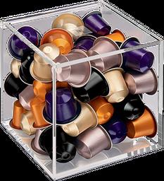Porta-cápsulas VIEW Cube
