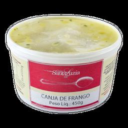 Canja Santa Luzia Frango Congelado 450 g