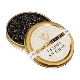 Caviar Giaveri Beluga E Siberian 50 g