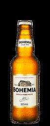 Cerveja Bohemia 355 ml Long Neck