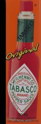 Molho Tabasco Pepper Sauce 60 mL