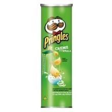 Batata Pringles Creme E Cebola 128 g