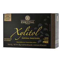 Adoçante Pó Essential Xylitol 50 Und