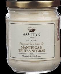 Manteiga Savitar Tartufo Negro 160 g
