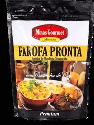 Farofa Gourmet Com Castanha Cajú 320 g