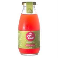 Bebida Kombucha Tao Morango E Hibiscus 350 mL