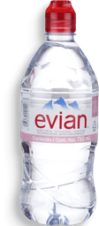 Água Evian Sem Gás Pet 750 mL