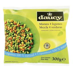 Mix 4 Legumes Daucy Congelado 300 g