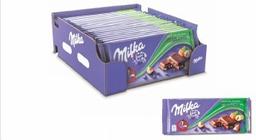 Milka Chocolate Ao Leite Com Avelas