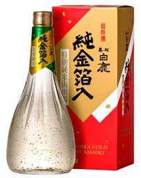 Sake Hakushika Ouro 720 mL
