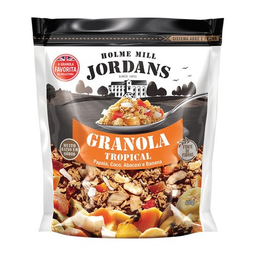 Granola Jordans Tropical 400 g