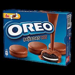 Biscoito Oreo Cobertura Chocolate Leite 246 g