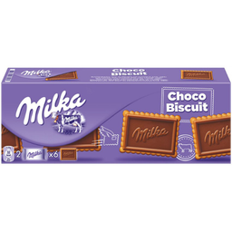 Chocolate Milka Choco Biscuit 150 g