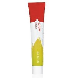 Creme Dental Edel & White Sem Flúor 75 mL