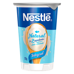 NESTLE Iogurte Natural 28x170g BR