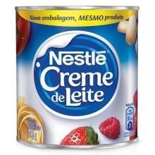 Creme Leite Nestlé Lata 300 g