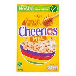 Cereal Matinal Cheerios Mel 270 g