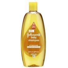 Shampoo Baby Regular Johnsons 400 mL