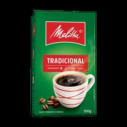 Café Melitta Tradicional Vácuo 500 g