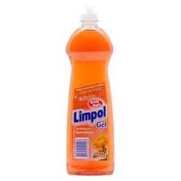 Detergente Limpol Gel Antibactéria Calêndula 511 g