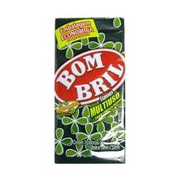 Esponja Bombril Pluriempleo 3 Und