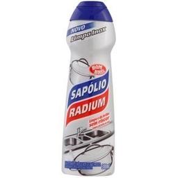 Sapólio Radium Limpeza Inox 300 mL