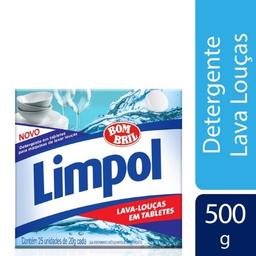 Detergente Limpol Tablete 500 g