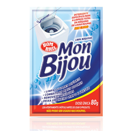 Limpador Máquinas Mon Bijou 80 g