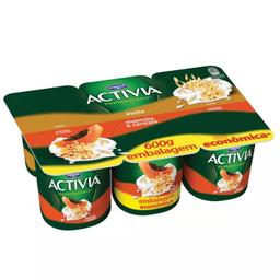 Leite Fermentado Activia 600 g