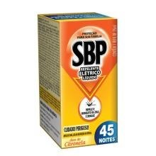 Inseticida Sbp Led Citronela Refil 35 mL