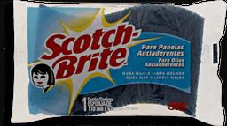 Esponja 3M Teflon Scotch Brite 1 Und