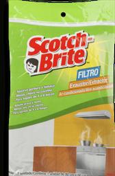 Filtro Para Exaustor Scotch Brite