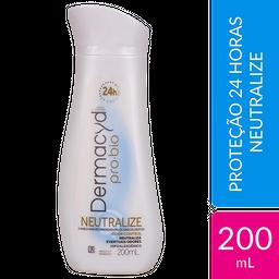 Sabonete Líquido Íntimo Neutralize 200ml