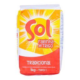Farinha Trigo Sol Especial 1 Kg