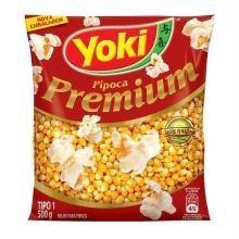 Pipoca Yoki Premium 500 g