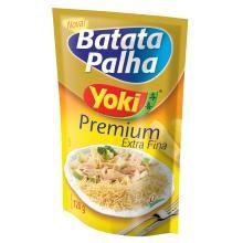 Batata Palha Yoki Premium 120 g