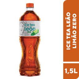Chá Matte Leao Limão Zero 1,5 L