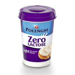 Requeijão Polenghi Sem Lactose 200 g