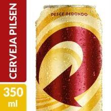 Cerveja Skol Lata 350 mL